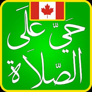Canada Prayer Times icon