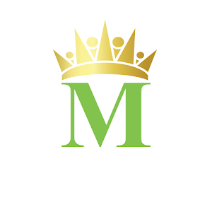 M MART - online shopping icon