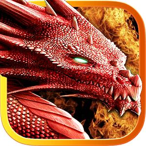 Flying Dragon Simulator icon
