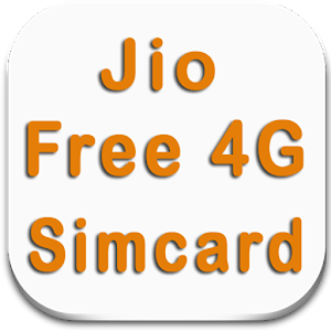 Jio recharge(4G SimCard) icon