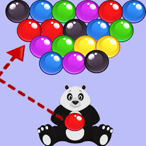 Bubble Panda icon
