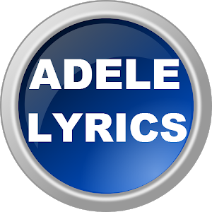 Adele All Lyrics - Unofficial icon