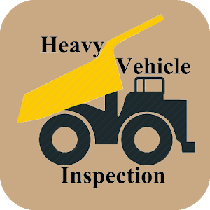 Heavy Vehicle Inspection & Fleet Maintenance App icon