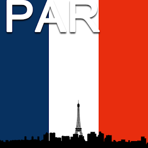 Paris Map icon