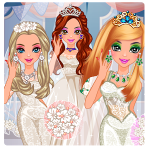 Beautiful Princess Wedding Day icon