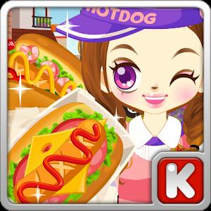 Judy's Hotdog Maker - Cook icon