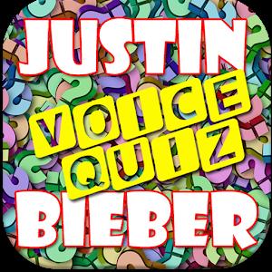 Justin Bieber songs Voice Quiz icon