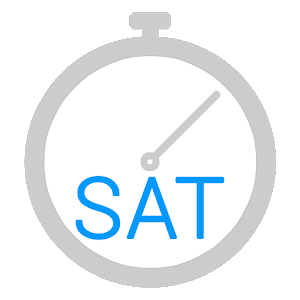 SAT Practice Test Timer icon