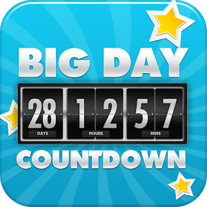 Big Day of Our Lives Countdown icon
