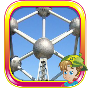 Escape From Atomium Building icon