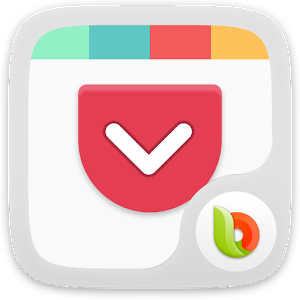 Pocket for Next Browser icon