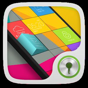 Cube GO Locker Theme icon