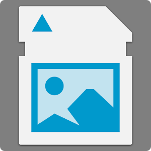 Quick picture backup to SDcard icon