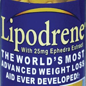 Lipodrene with Ephedra Buy icon