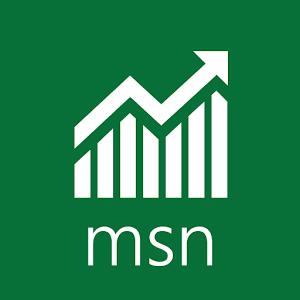 msn money stock quotes news icon