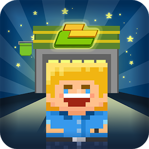 Pixel Store : Coin Rush icon