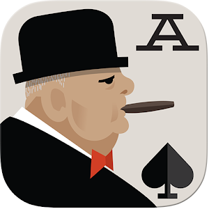Churchill Solitaire Card Game icon