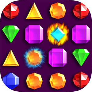 Jewelish Match 3 Game Free icon