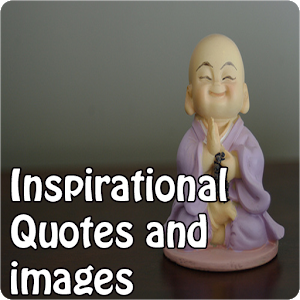 Inspirational quotes & images icon