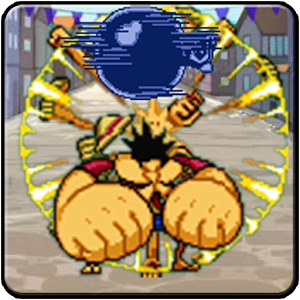 Pirate Luffy Fight icon
