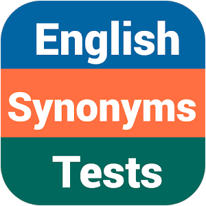 English Synonyms Tests icon