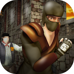 Running Thief icon