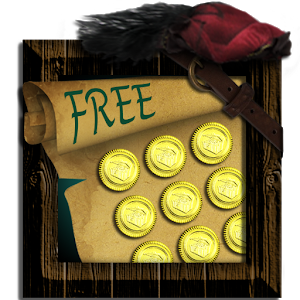 Pirate Coins icon