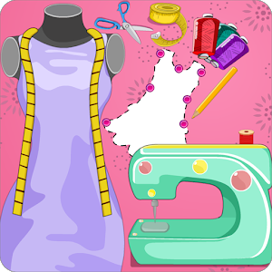 Tailor Designing Shop icon