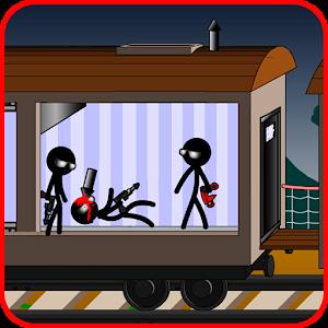 Stickman Death Train icon