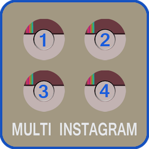 dual for instagram 2016 icon