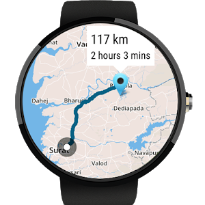 Maps,Navigation for Wear icon