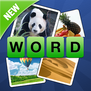4 Pics 1 Word - New Word Game icon