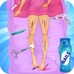 Plastic Surgery For Legs icon