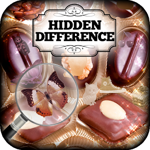 Hidden Difference - Chocolat icon