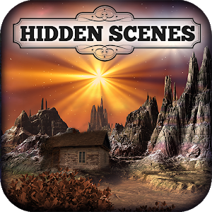 Hidden Scenes Beautiful Worlds icon