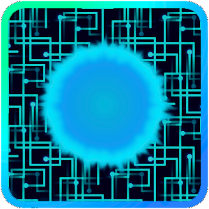 Quantum Maze : The charge icon