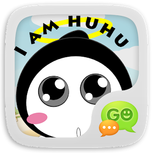 GO SMS HULA ANIMATED STICKER icon