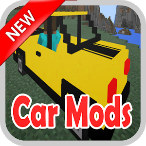 Car MODS For MCPE icon