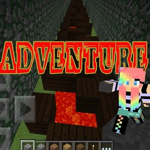Parkour Adventure MCPE Mod icon