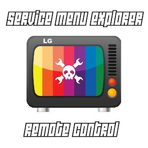 Service Menu Explorer for LG TV PRO - AppRecs