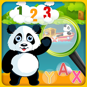 Panda Preschool Adventures icon