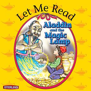 Aladdin and the magic lamp icon