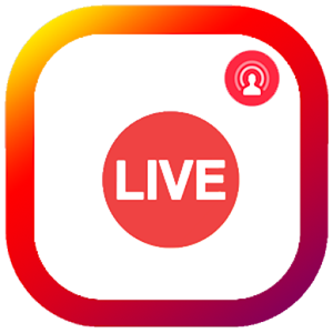 Free Live For instagram icon