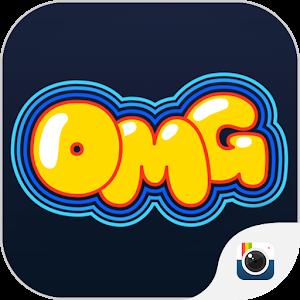 FREE-ZCAMERA HOT WORDS STICKER icon