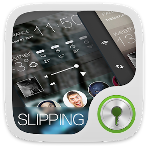 Slipping GO Locker Theme icon