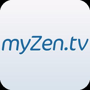 myZen.tv - Well-being partner icon