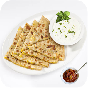 Paratha Recipes- Hindi icon