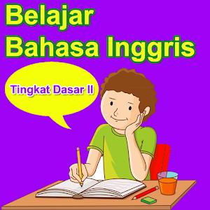 Belajar Bahasa Inggris II icon