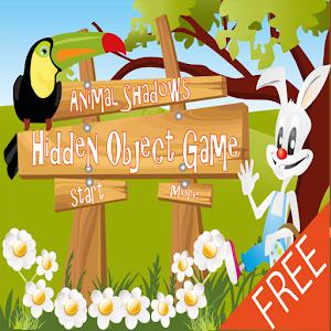 Animal Shadows - Hidden Object icon