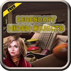Legendary. Hidden Objects Game icon